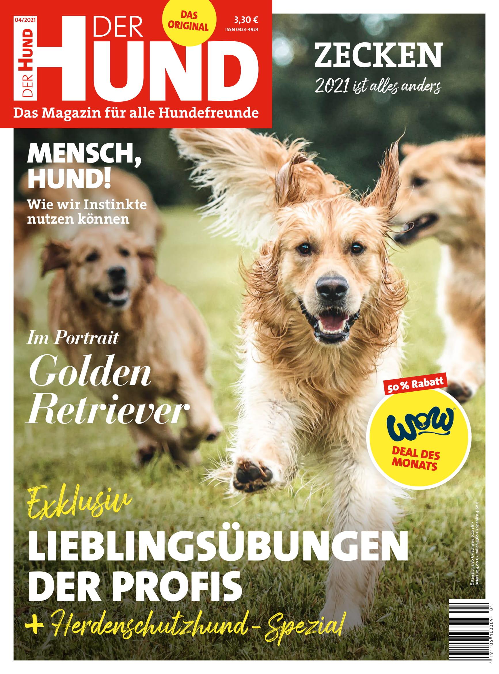 Der Hund | Ausgabe 04-2021