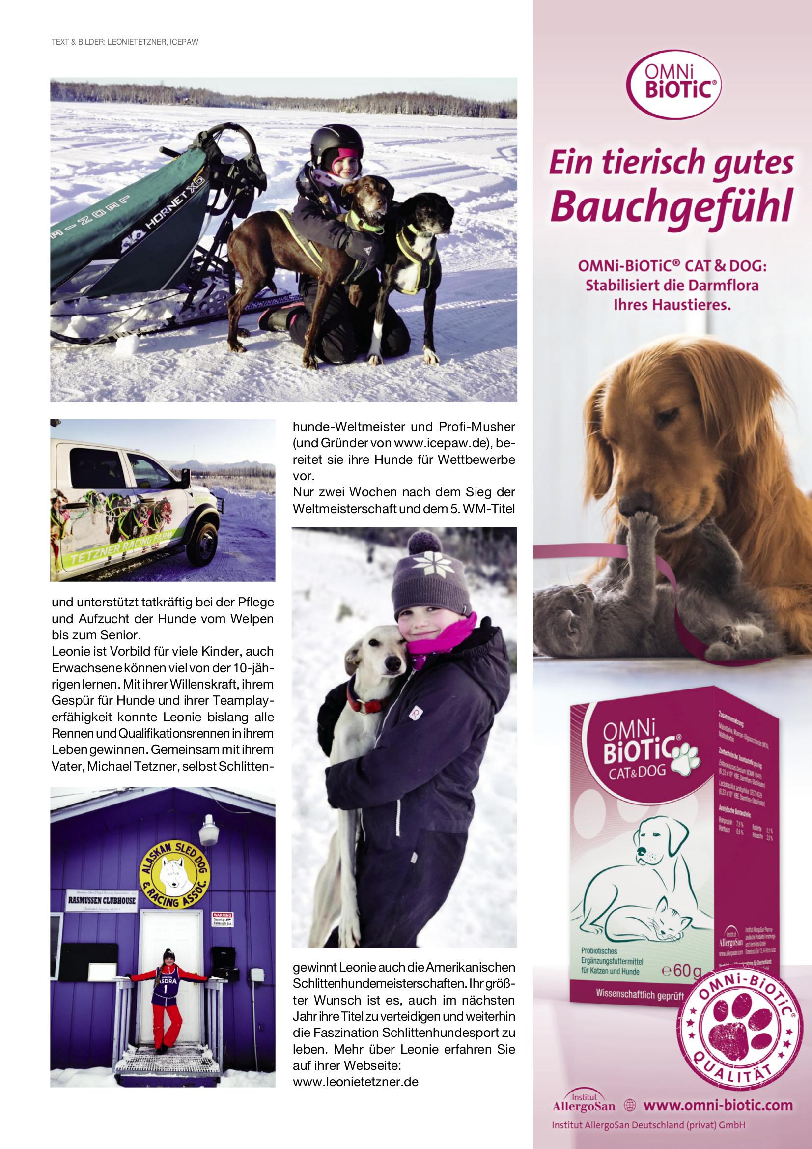 Hunde Reporter | Ausgabe 107 - Mai 2021