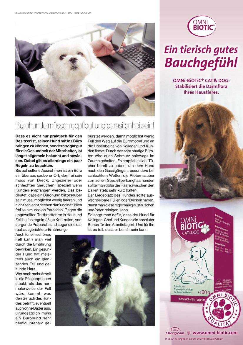 Hunde Reporter | Ausgabe 110 - August 2021
