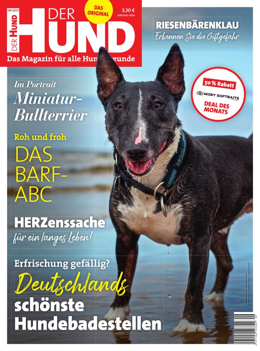 Der Hund | Ausgabe 09-2021